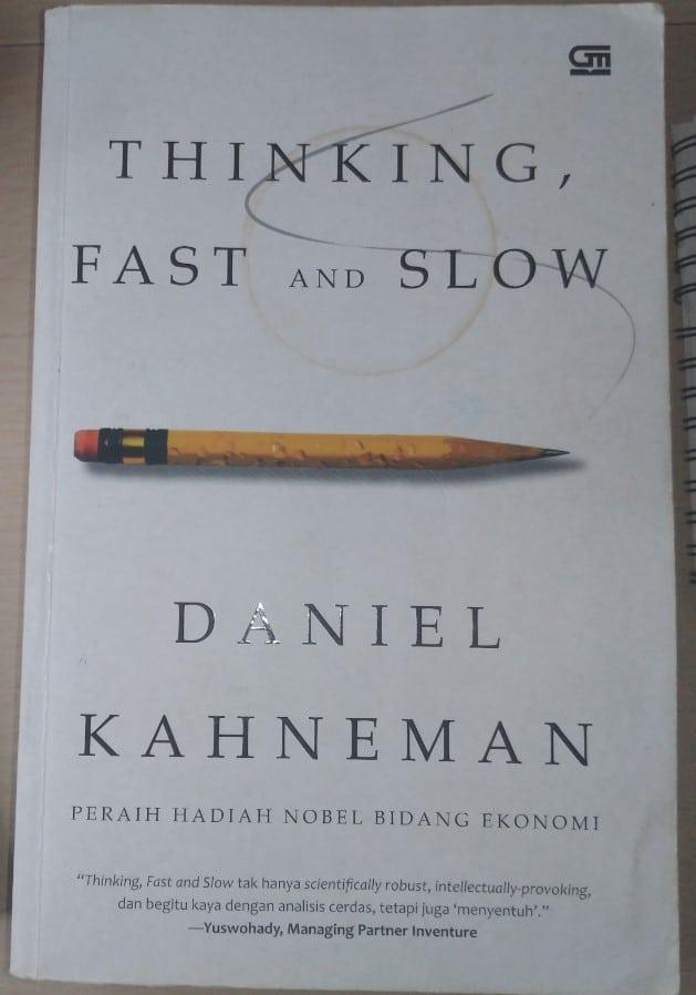 buku thinking fast and slow