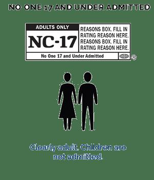 kategori film NC-17