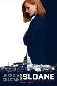 poster film miss sloane