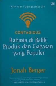 sampul buku contagious