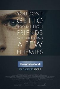 poster film the social network